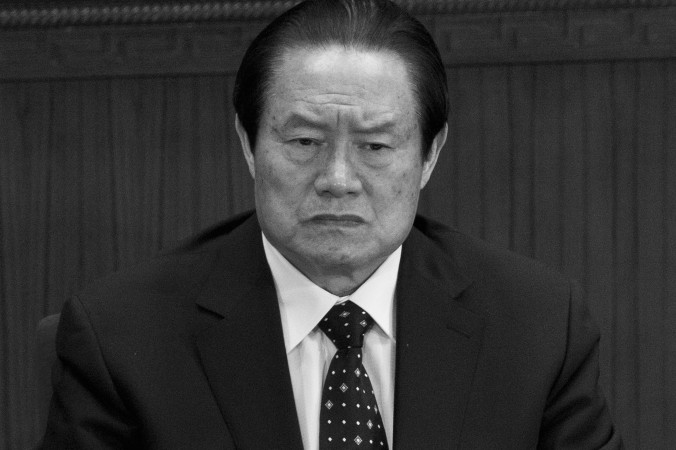 Once Untouchable, China's Ex-Security Chief Sentenced to Life