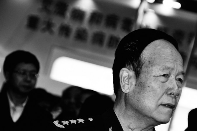 Guo Boxiong, a former top Chinese military commander. (Epoch Times archive)