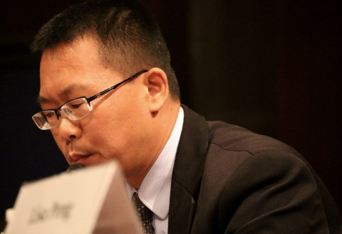 Dr. Teng Biao is a well-known Chinese human rights lawyer. He is a promoter of the Rights Defense Movement and co-initiator of the New Citizens' Movement. He testified before the Congressional-Executive Commission on China, June 3, at a hearing on