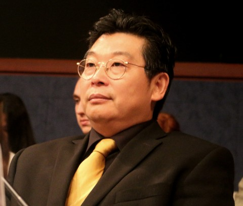 Dr. Yang Jianli, president and founder of Initiatives for China, is a scholar and democracy activist. He testified before the Congressional-Executive Commission on China, June 3, at a hearing on