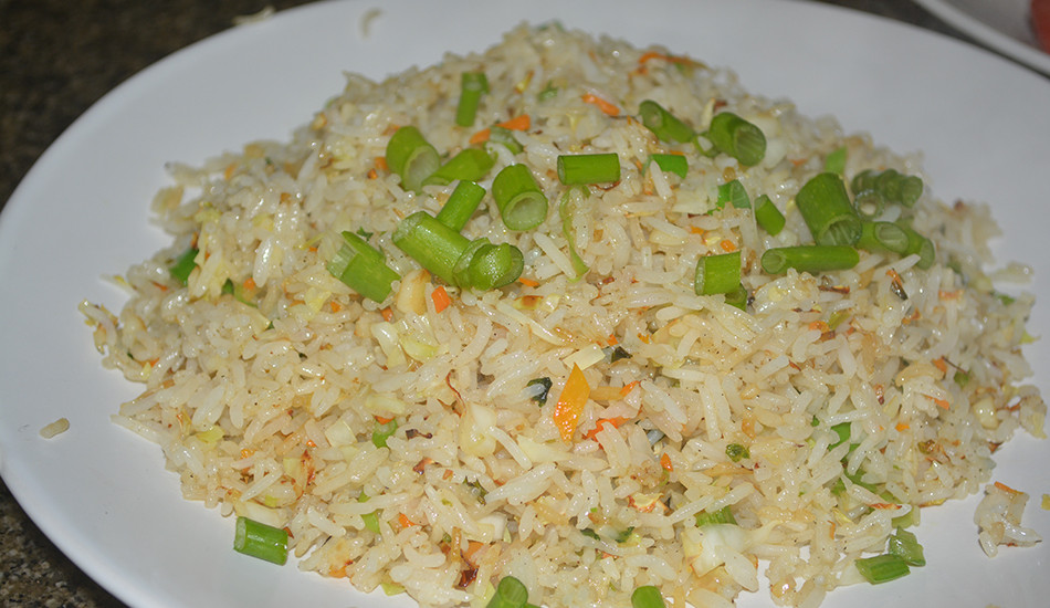 Fried rice with XO sauce.   (Image: Poorna Shaji via   wikimedia  /  CC BY-SA 4.0)