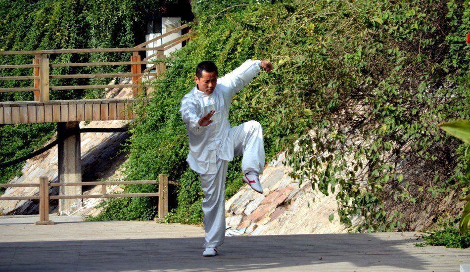 Do all Chinese know kungfu? (Image: Pixabay/CC0 1.0)