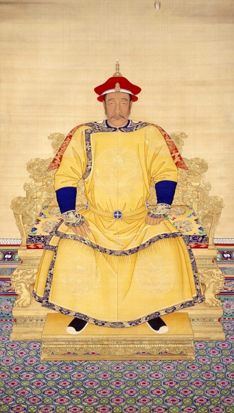 Nurhaci, founder of the Qing Dynasty. (Image: wikimedia / CC0 1.0)