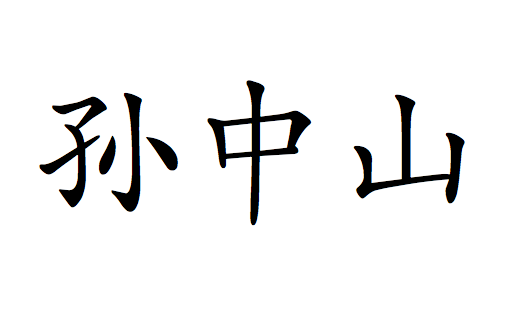 What's in a Chinese Name?