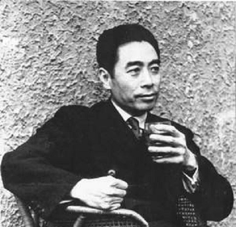 Chinese Communist Party official and diplomat Zhou Enlai (Wikipedia Commons)