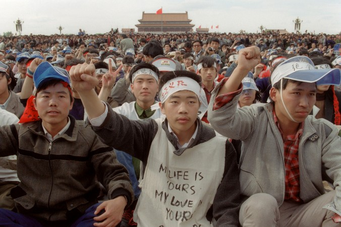 In Step With Tradition, Chinese Activists Plan Hunger Strike to Mark Tiananmen