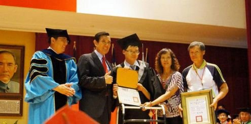 How Did This Young Man Finish His Degree After Falling Into a Coma?