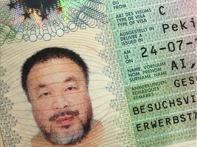 Ai Weiwei Denied 6-Month U.K. Visa While China's President Xi Jinping Visits