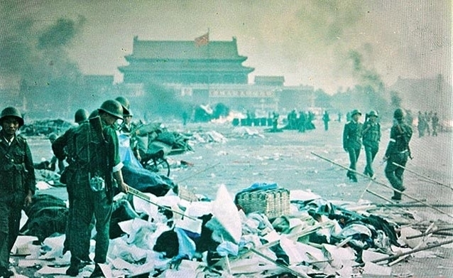 Tiananmen Massacre – Australian Reporter's Recount of Events