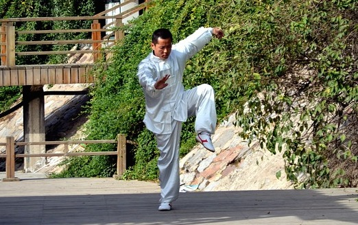 Does everyone in China knows kungfu? (Image: )